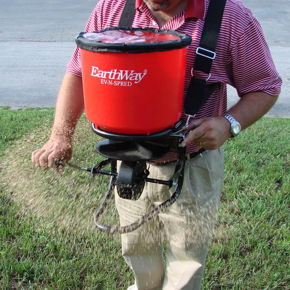 3 Pack Earthway Hand Crank Garden Seeder Adaptable Seed /& Fertilizer Spreader