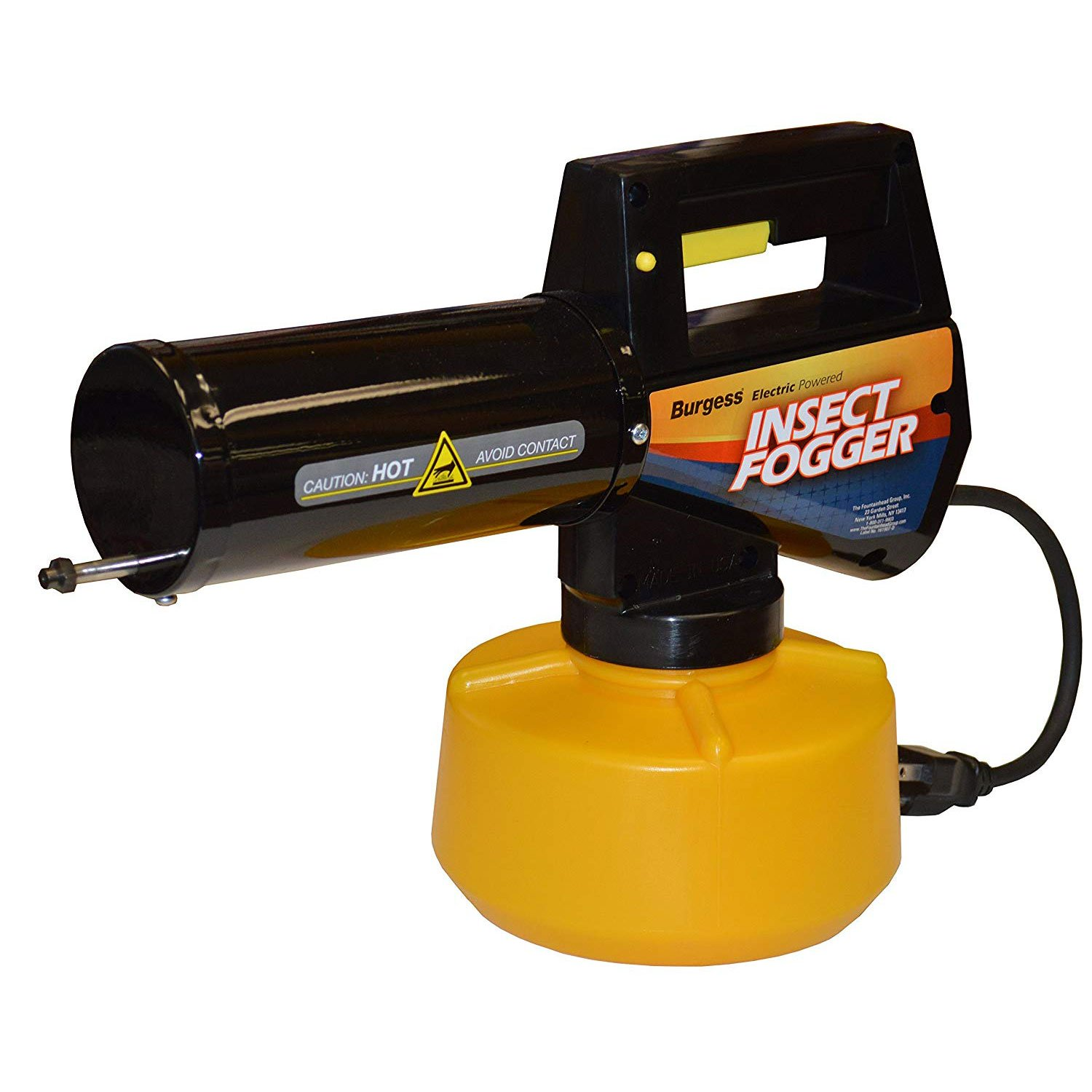 Burgess 960 Handheld Outdoor Backyard Electric Insect ...