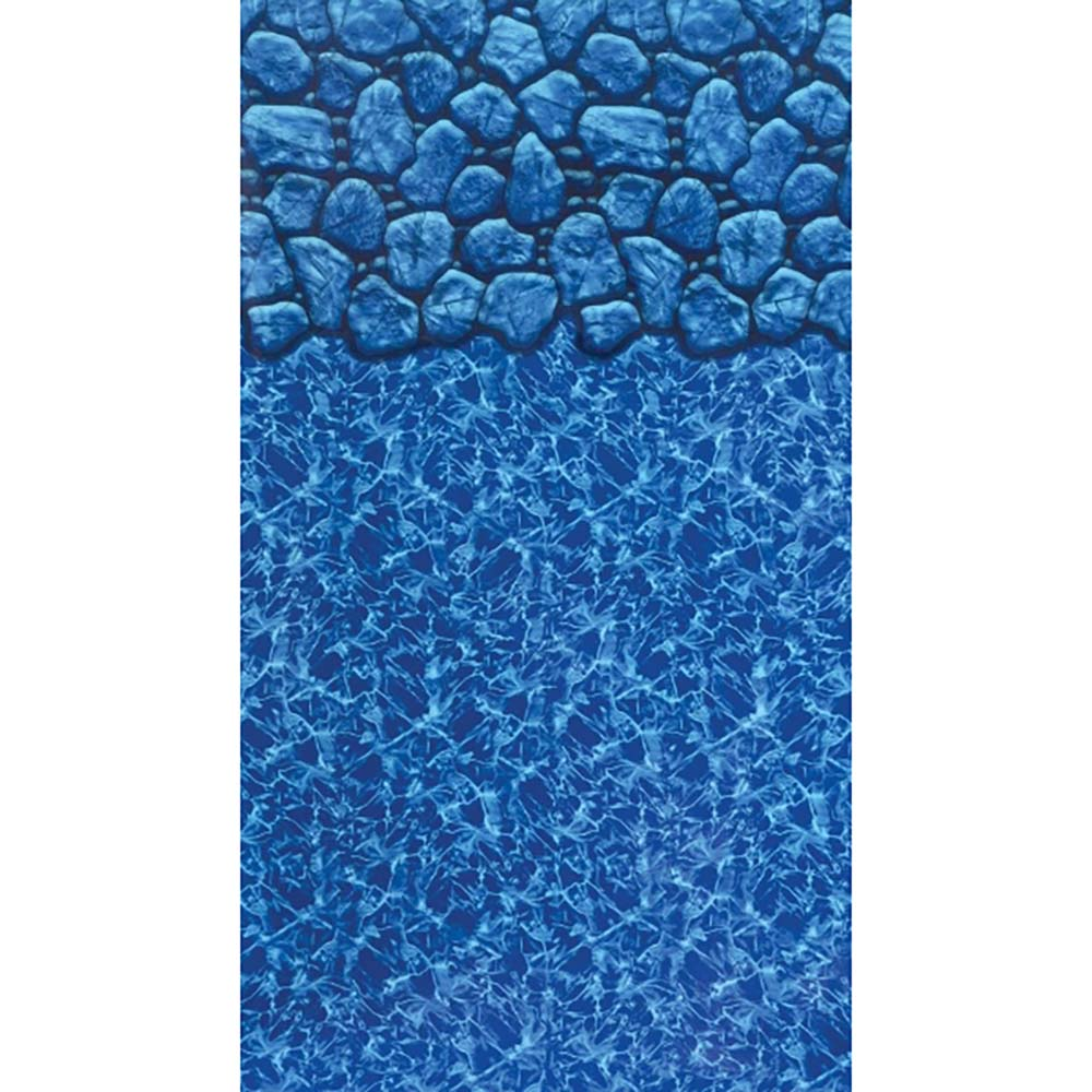 Pebble Springs Heavy Duty 18 Foot Round Pool Liner From
