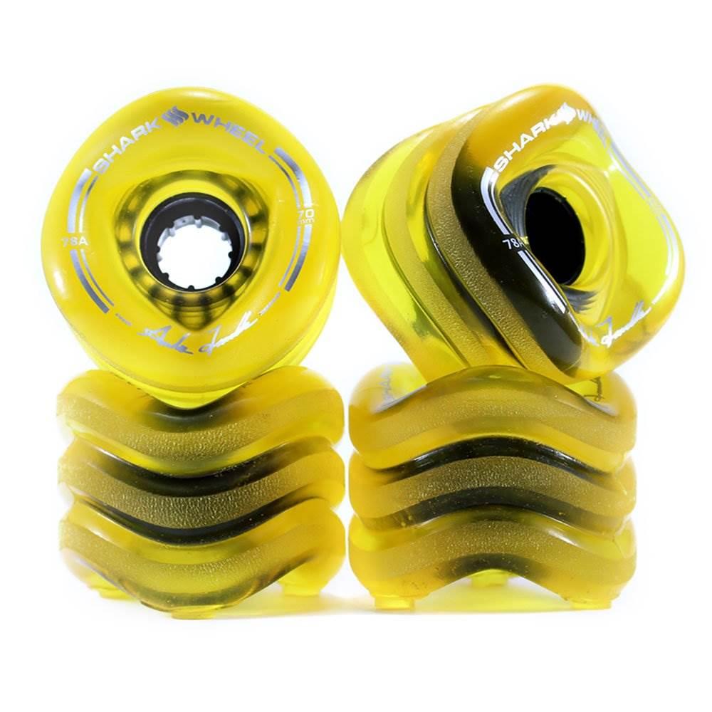 Shark Wheel 70mmm 78a Longboard wheels