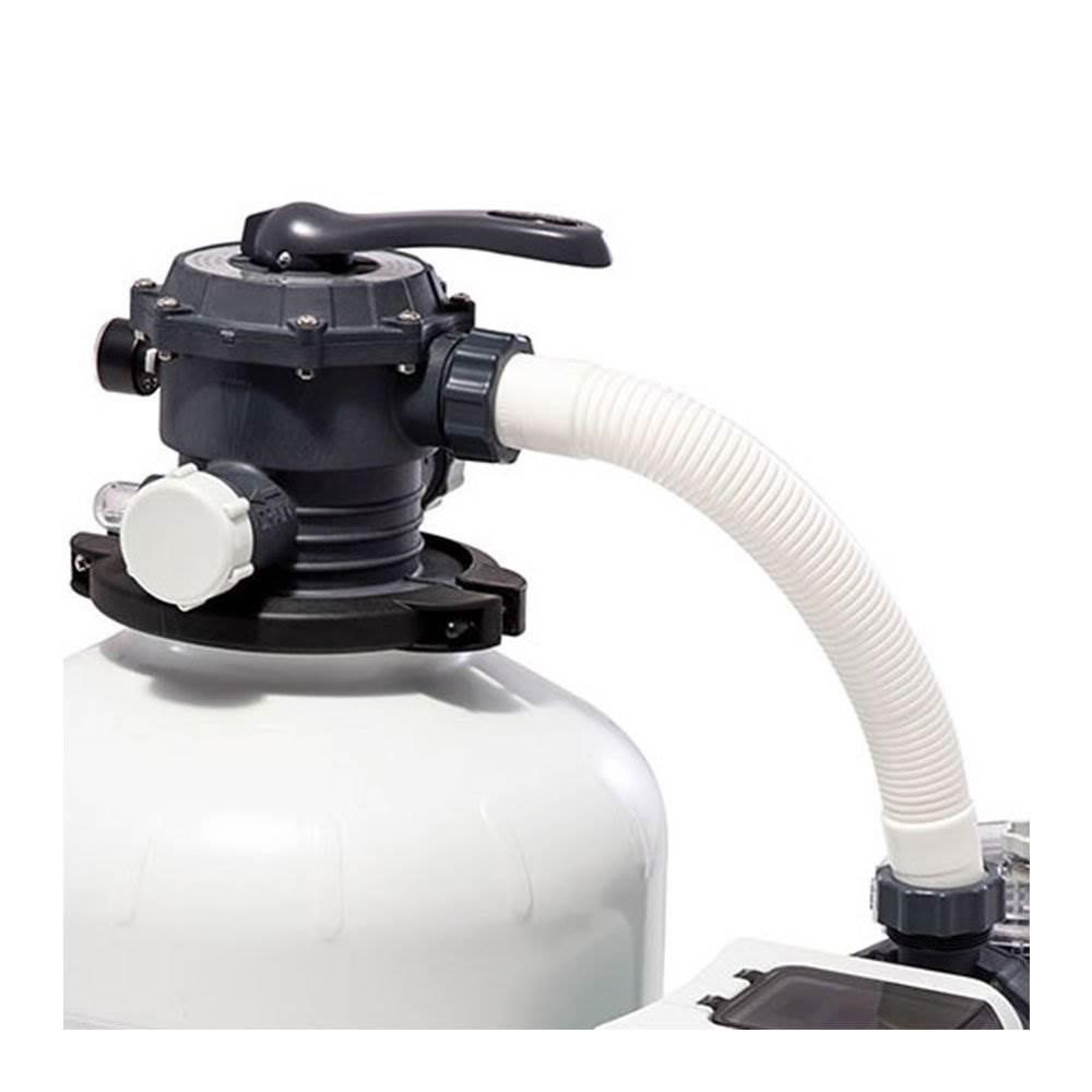 Intex 3000 Gph Above Ground Pool Sand Filter Pump W