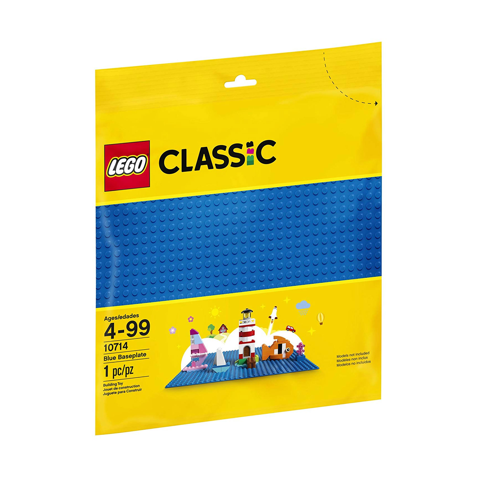 LEGO Classic 10699 SHIP FROM U.S.A. U.S SELLER Sand Baseplate 1//Pieces