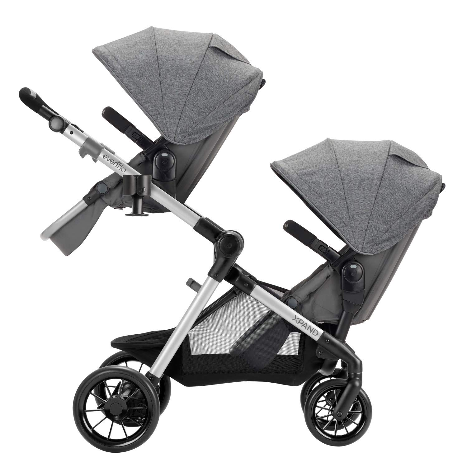 Evenflo 63012254 Second Seat for Pivot Xpand Stroller ...