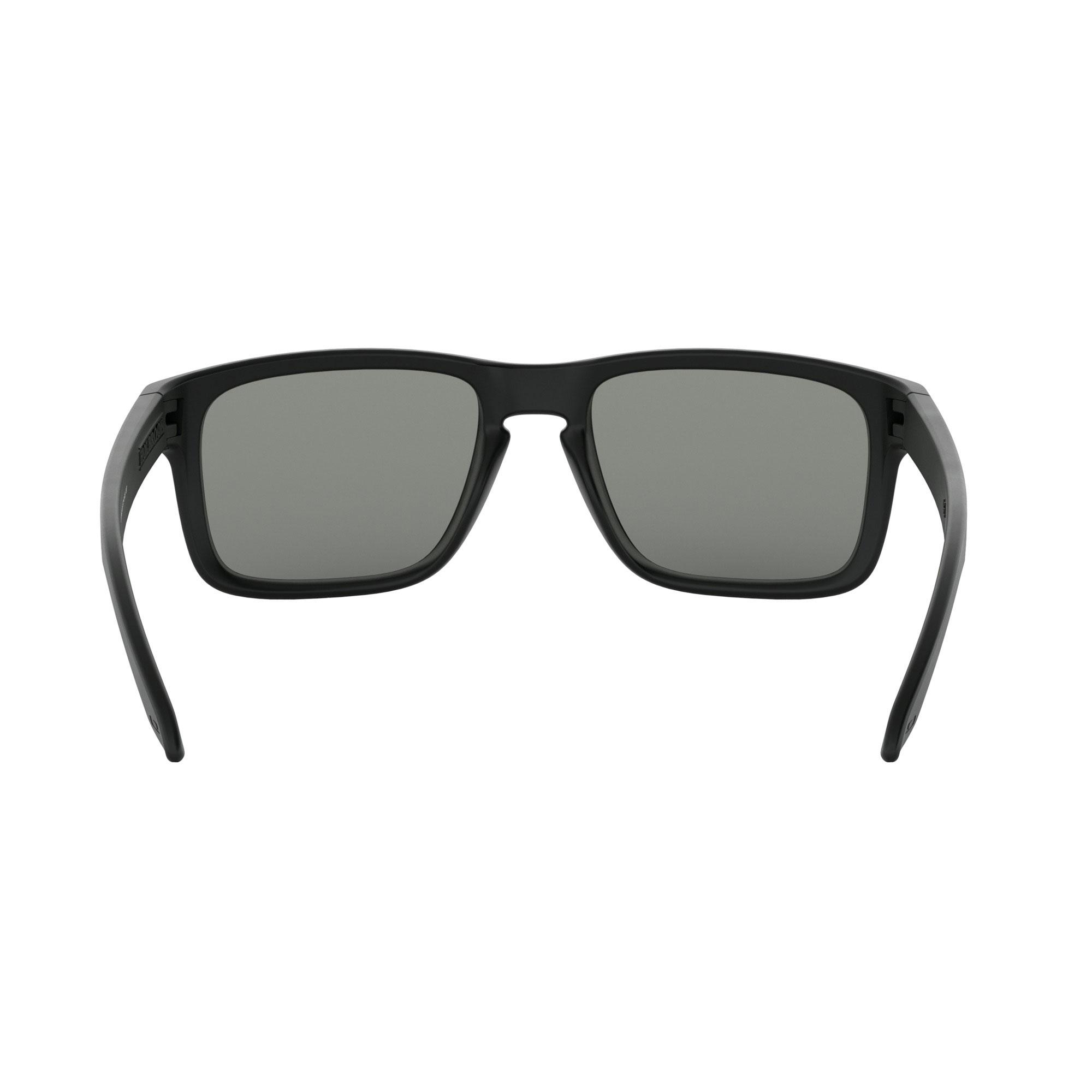 Oakley Classic Holbrook Sunglasses, Matte Black/Positive ...