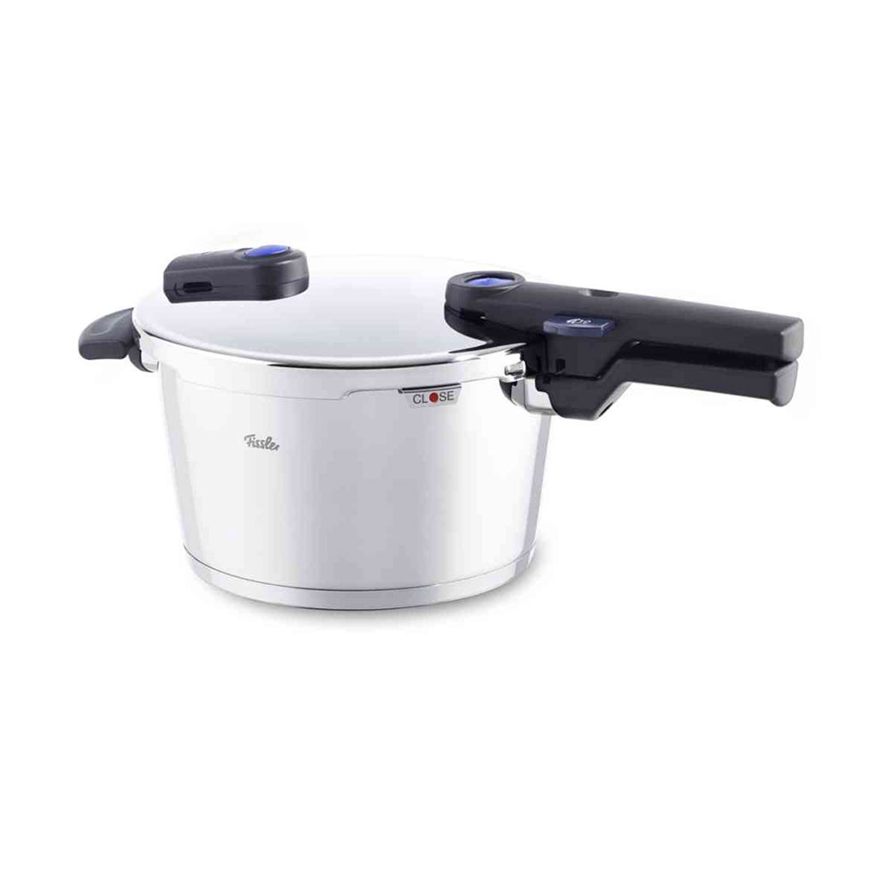 Fissler Vitaquick 8.5 Quart Stainless Steel Stove Top Steam