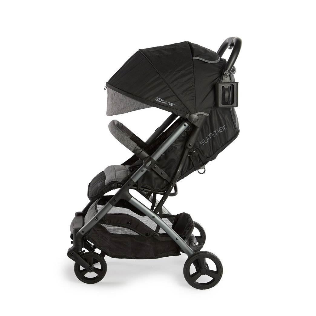 Summer Infant 3Dpac CS+ Compact Car Seat Compatible ...
