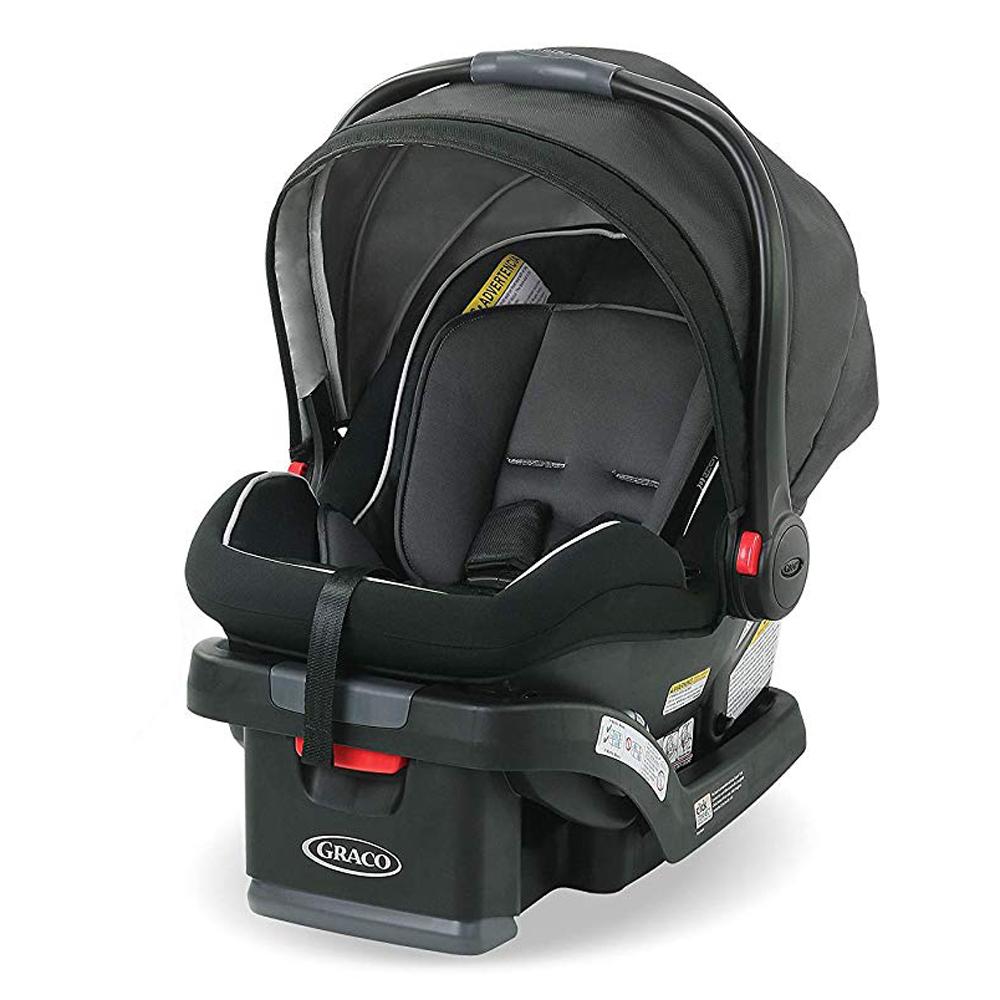 Graco Modes2Grow Baby Stroller & SnugRide Car Seat Travel ...