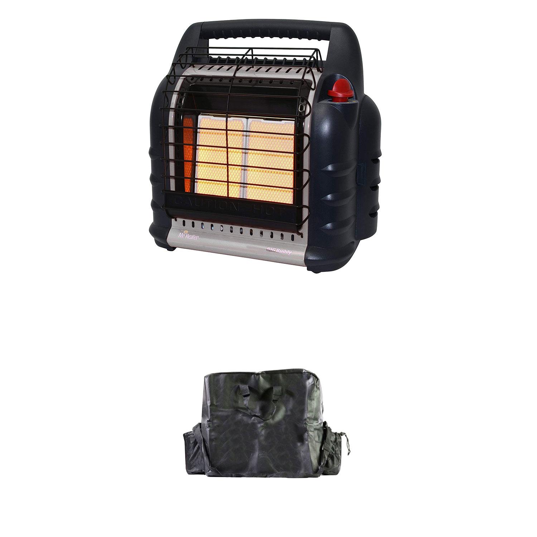 Mr Heater Mh18b 18000 Btu Hunting Big Buddy Propane Gas