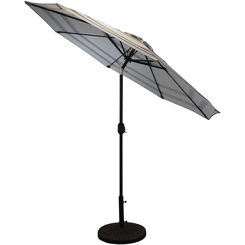 Pebble Lane Living Premium 9 Ft Market Patio Umbrella ... on Pebble Lane Living id=82041