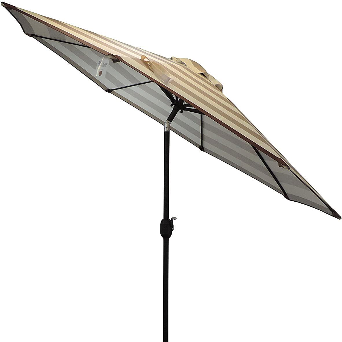 Pebble Lane Living Premium 9 Ft Market Patio Umbrella ... on Pebble Lane Living id=56308