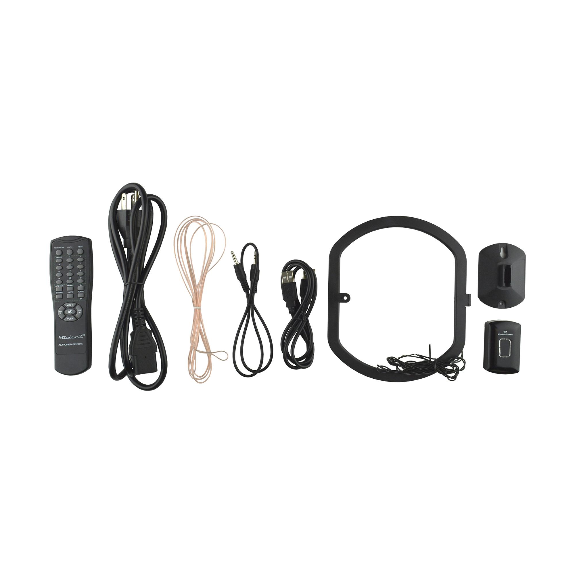 Studio Z SPA-1200BT Digital Home Audio Hybrid Radio