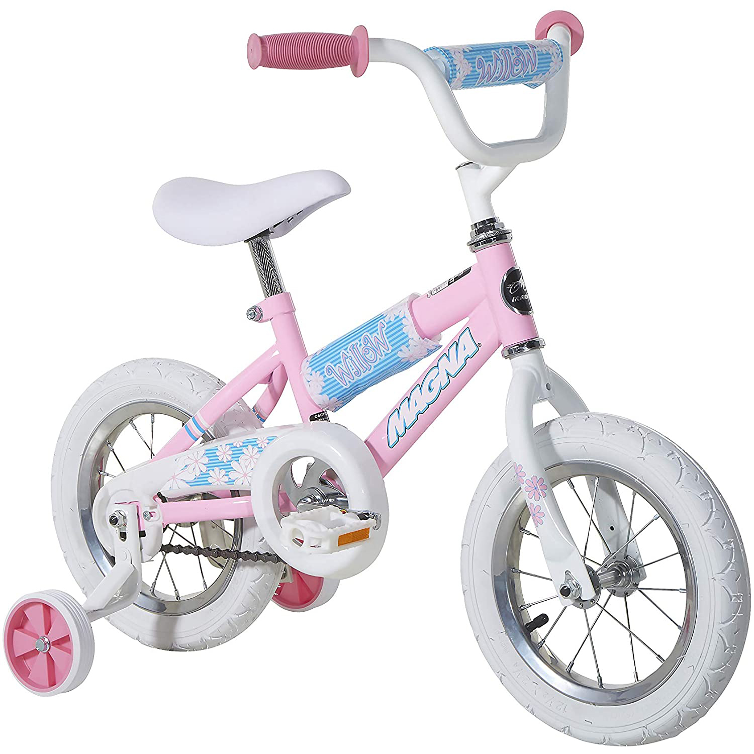 Dynacraft Manga Children's 12 Inch Beginner Bike with Traini