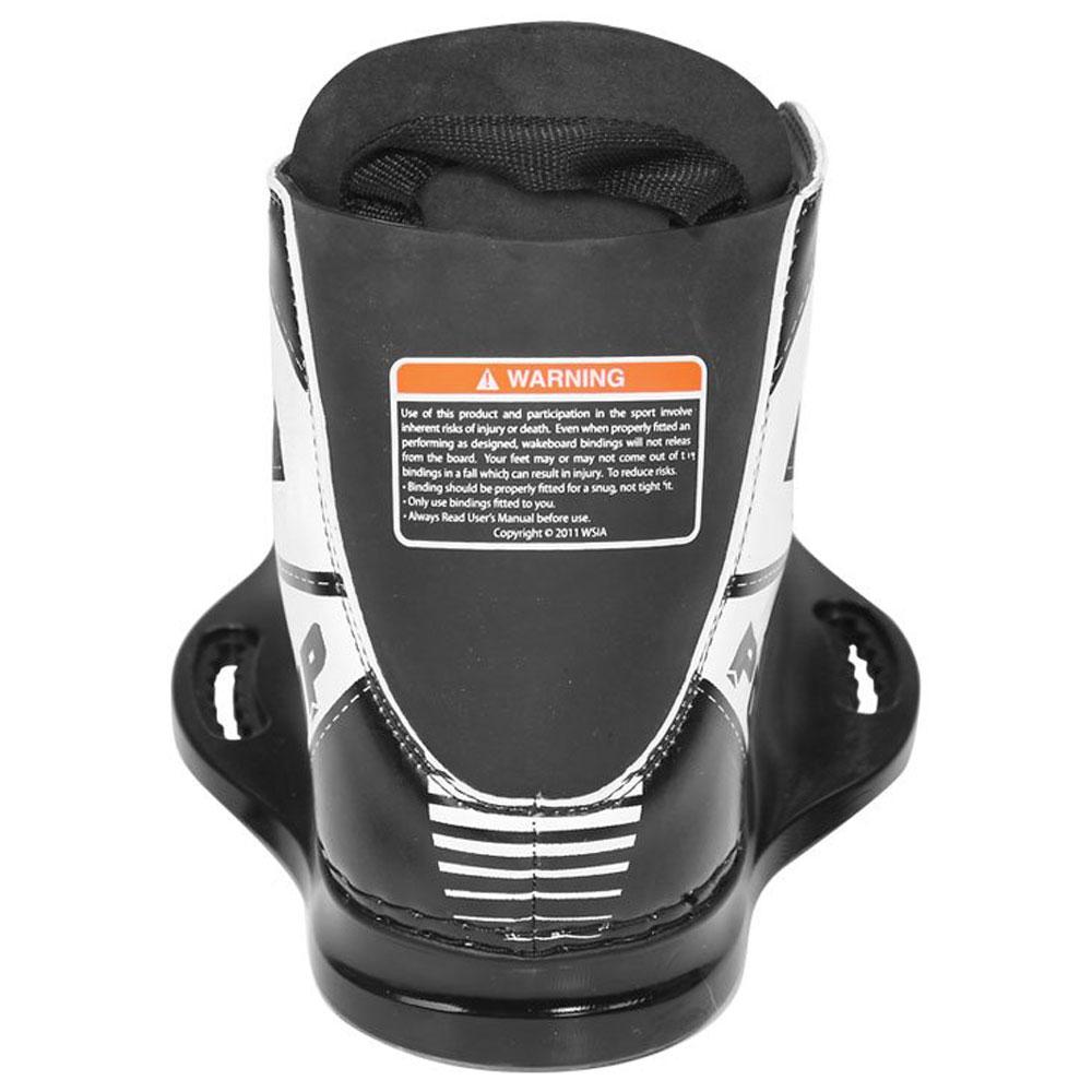Airhead Venom Wakeboard Bindings Us 9-12 Part #Ahb-22 By Airhead Watersports